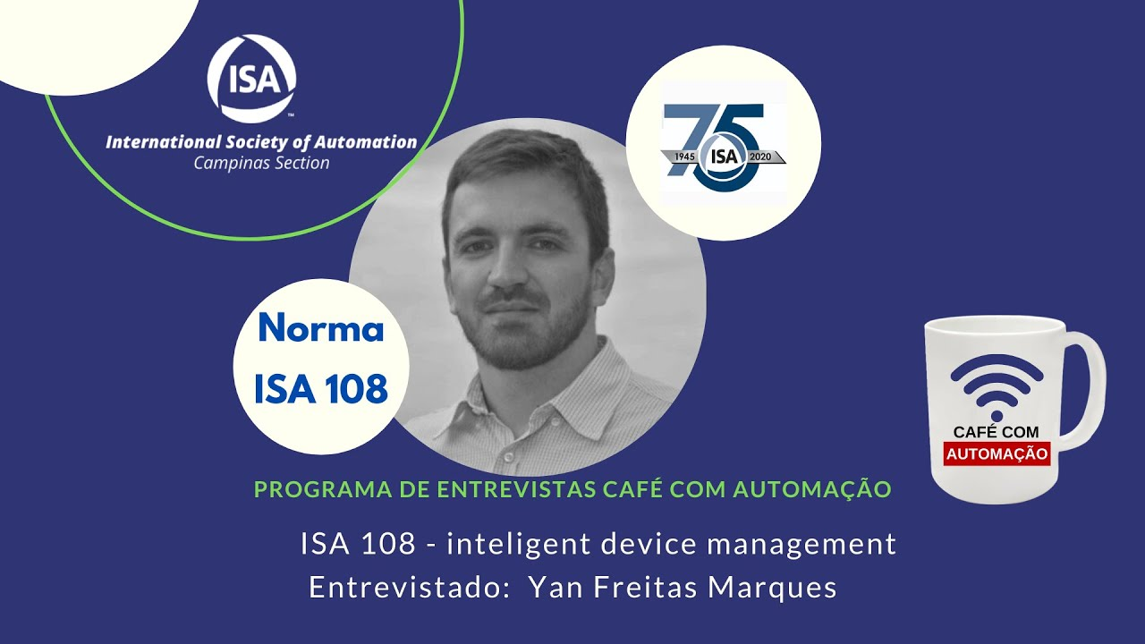 ISA 108 - inteligent device management - Yan Freitas Marques