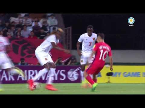 Mundial Sub 20 2017- Corea vs. Guinea - Gol de LIM