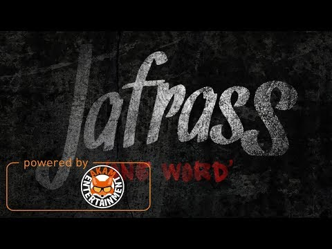 JaFrass - When Is The Race Over - July 2017