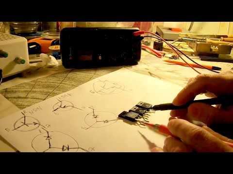 Как проверить транзистор d2499 видео