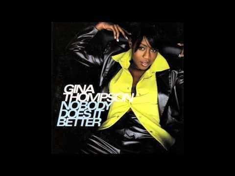 Gina Thompson - The Things You Do (Original Album Version)