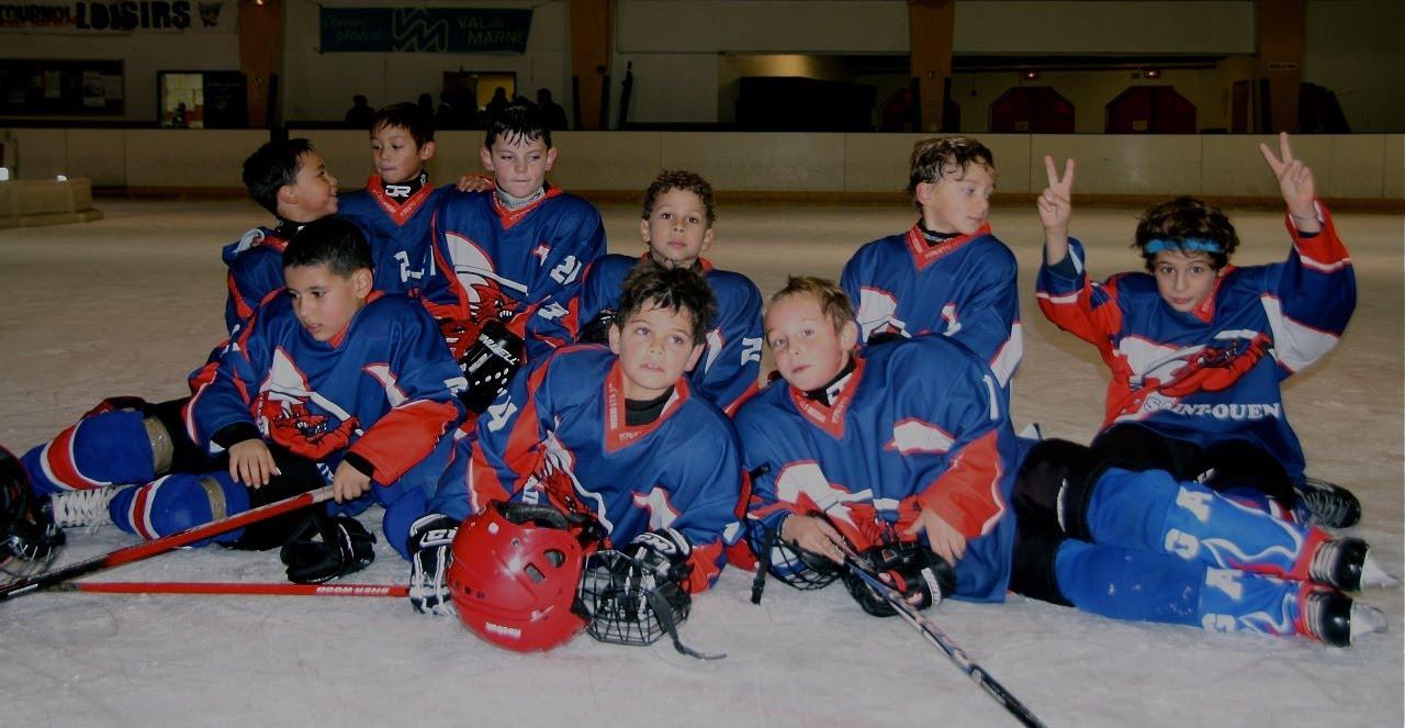 Les tournois 2012 de l 39 quipe de hockey sur glace u9 les loups de st ouen youtube - Les sainte glace 2017 ...