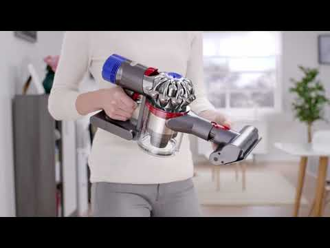 Dyson V8 absolute There Is No Hiding Place For Dirt / VACUUM CLEANERS / DASK Services - Cyprus