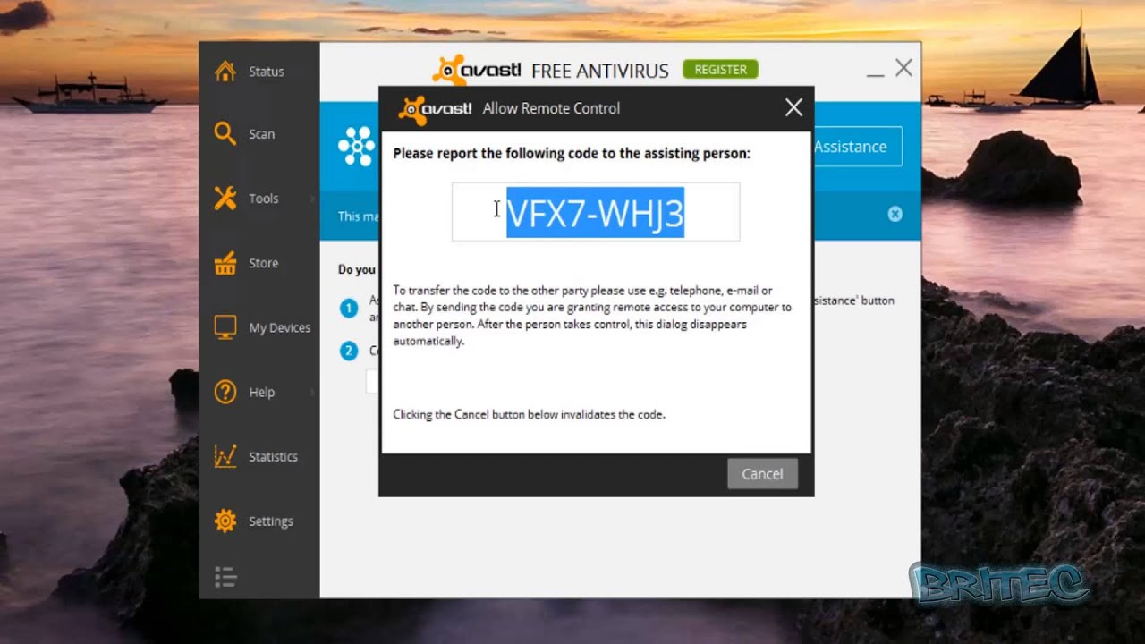 Fix Computer Problems with Avast Remote Access