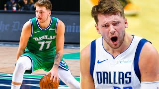 Luka Doncic is your FUTURE MVP! 2021 MOMENTS