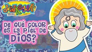 ¿De que color es la piel de Dios?