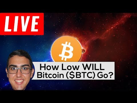 How Low WILL Bitcoin ($BTC) Go?