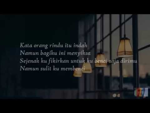 Bimbang - Melly Goeslaw (Lyric Video)