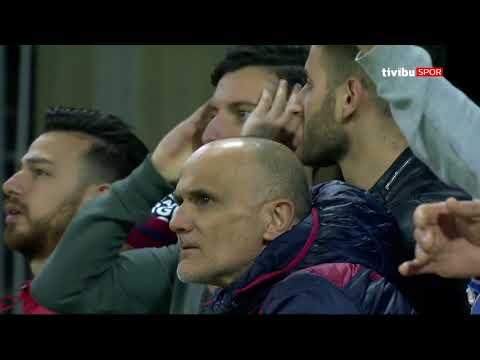 Serie A 36. Hafta   Cagliari 0-1 Roma