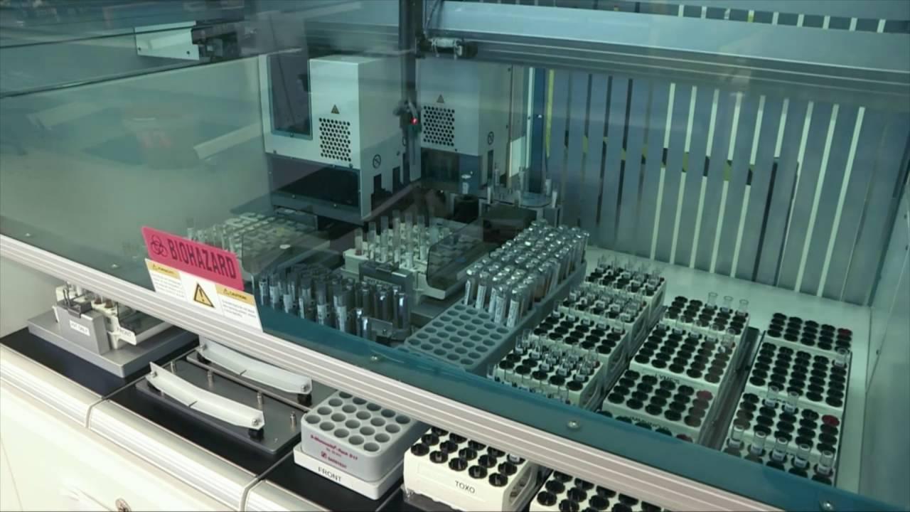 Laboratory Services | Public Health Ontario