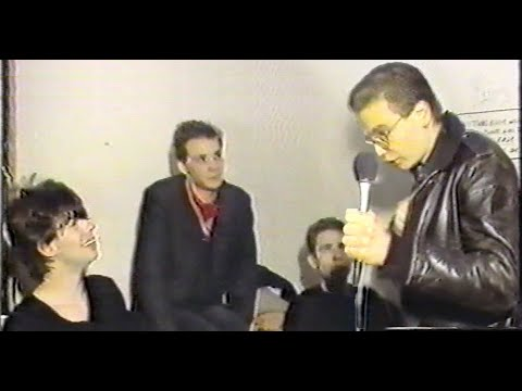 Download Terry Nelson's Sunday Morning Nightmare  interview with Echo and the Bunnymen @ Tuts Chicago 4/12/81