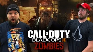 Zombie Attack | Call of Duty Black Ops 3 (GAMEPLAY)