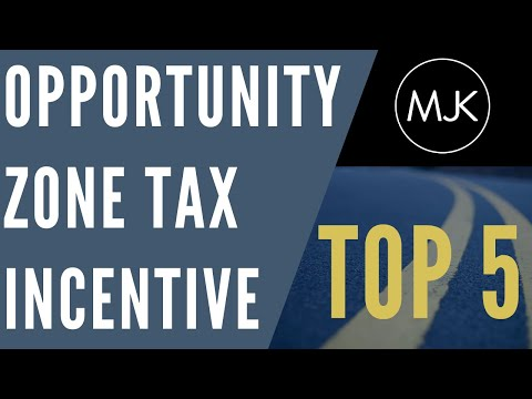 Empowerment Zone Tax Incentive - Top 5 Tax Strategies | Mark J Kohler