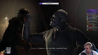 🧛 Vampyr - Вы когда-нибудь видели спидран диалогов? А он существует. Бежим к концу игры! #3
