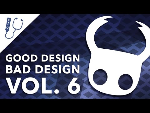 Good Design, Bad Design Vol. 6 - The Best and Worst of Video Game Graphic Design