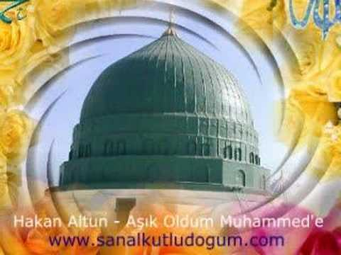 Hakan Altun - Aşık Oldum Muhammed'e Iftihar Abidemiz
