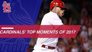 Top Moments of 2017: Cardinals