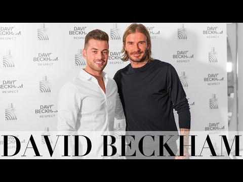 DAVID BECKHAM! THE WEEK COULDN'T HAVE STARTED ANY BETTER | Ali Gordon