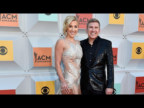 USA Network stars Todd and Julie Chrisley indicted on tax evasion charges