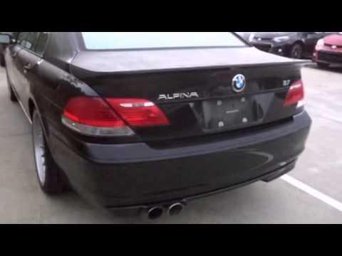 2007 Bmw 7 Series Alpina B7 In Roswell Ga 30076 Youtube