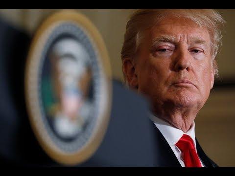A look back at Trump's tumultuous week