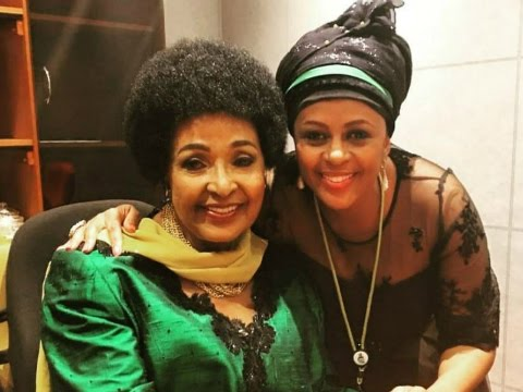 Winnie Madikizela Mandela turns 80 years young | FULL INSERT