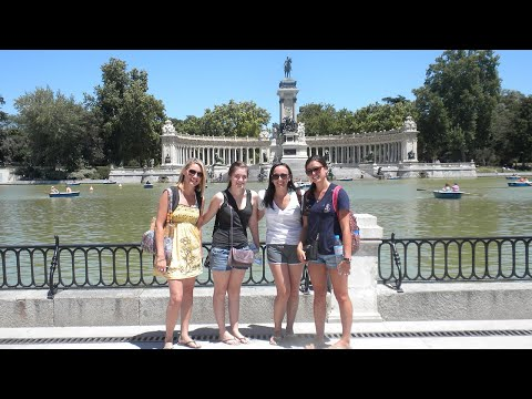 USAC Study Abroad in Madrid, Spain