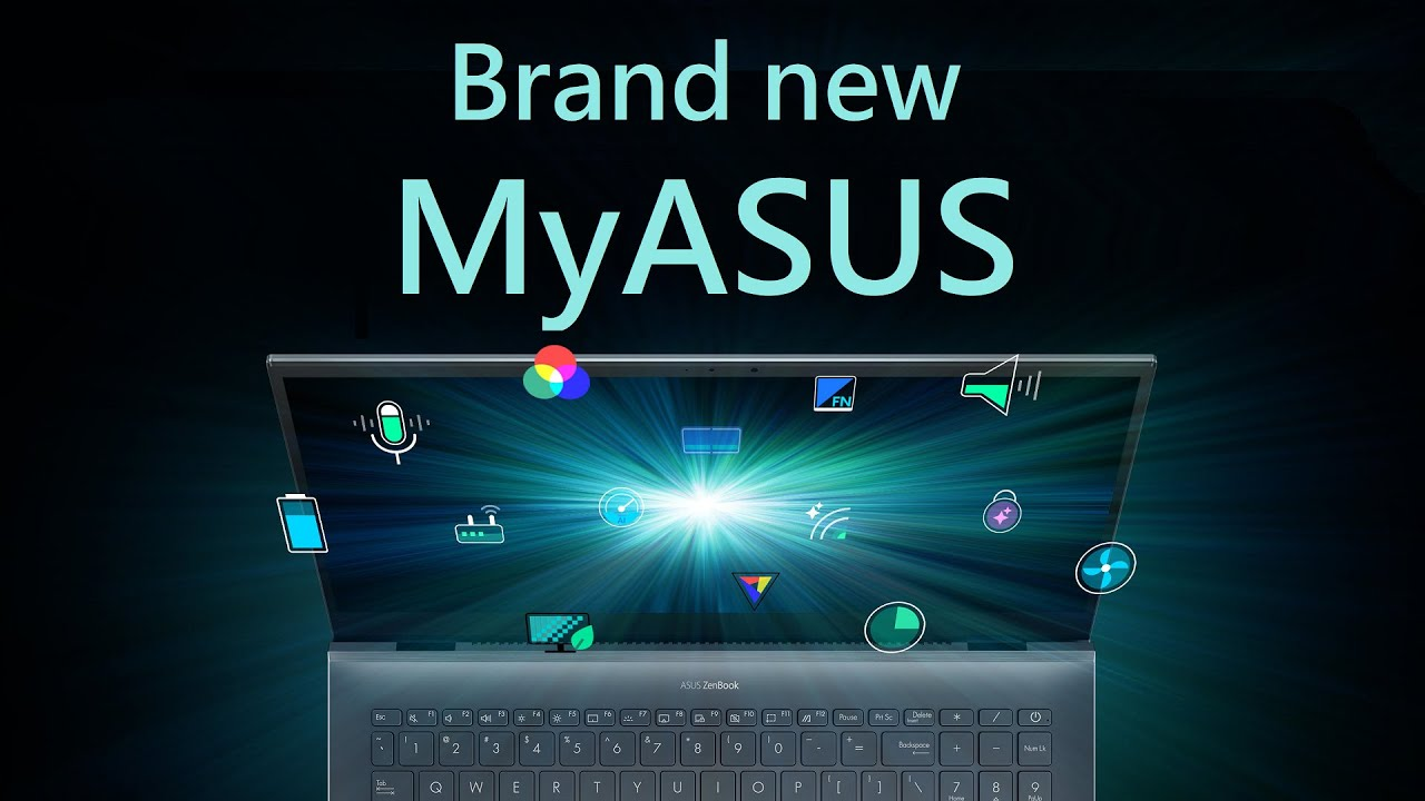 Brand new MyASUS - Your PC just got better| ASUS