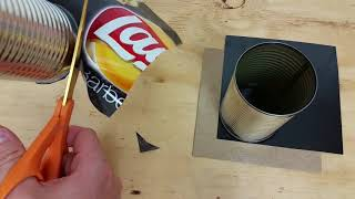 DIY Solar Filter for Cameras and Telescopes