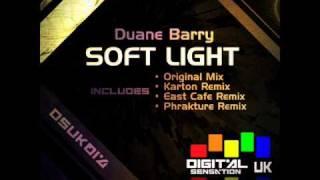 Duane Barry - Soft Light (East Cafe Remix) - Digital Sensation UK