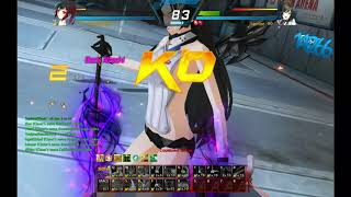 (Receiver nerf) Closers Indonesia | Yuri pvp gameplay #12
