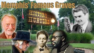 Famous Celebrity Graves at Memorial Park Cemetery in Memphis