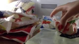 VLOG. Что в моём холодильнике? Что я ем? Франция. Париж(Всем привет! Сегодня в видео я покажу наши покупки, что в моём холодильнике? Приятного просмотра!! Продукты..., 2014-12-26T13:30:38.000Z)