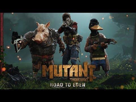 MUTANT YEAR ZERO: Road To Eden Découverte [HD]