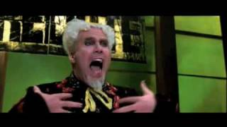 Mugatu - I invented the piano key necktie!