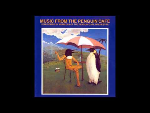 Penguin Cafe Orchestra - In a Sidney Motel (1976)