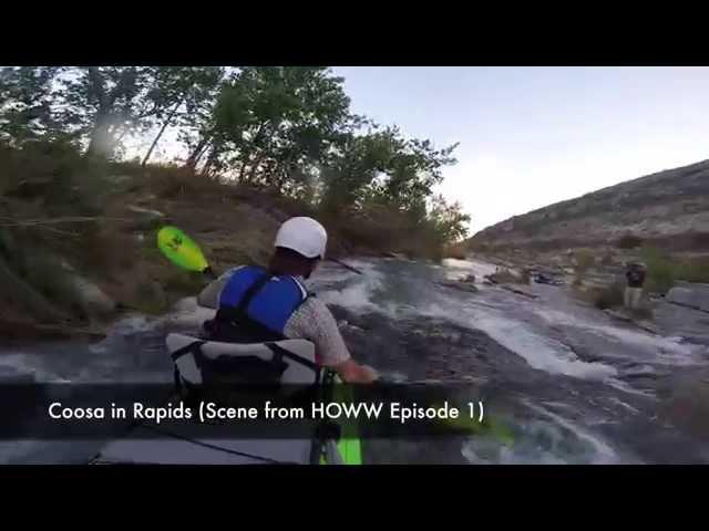 Hooked on Wild Waters BONUS CLIP: Jackson Kayak Cuda LT Review