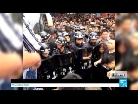 Backlash against police in China and teen gangs in Morocco -