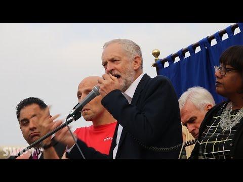 Keep Corbyn Rally  - Diane Abbott, John McDonnell, Dennis Skinner, Jeremy Corbyn