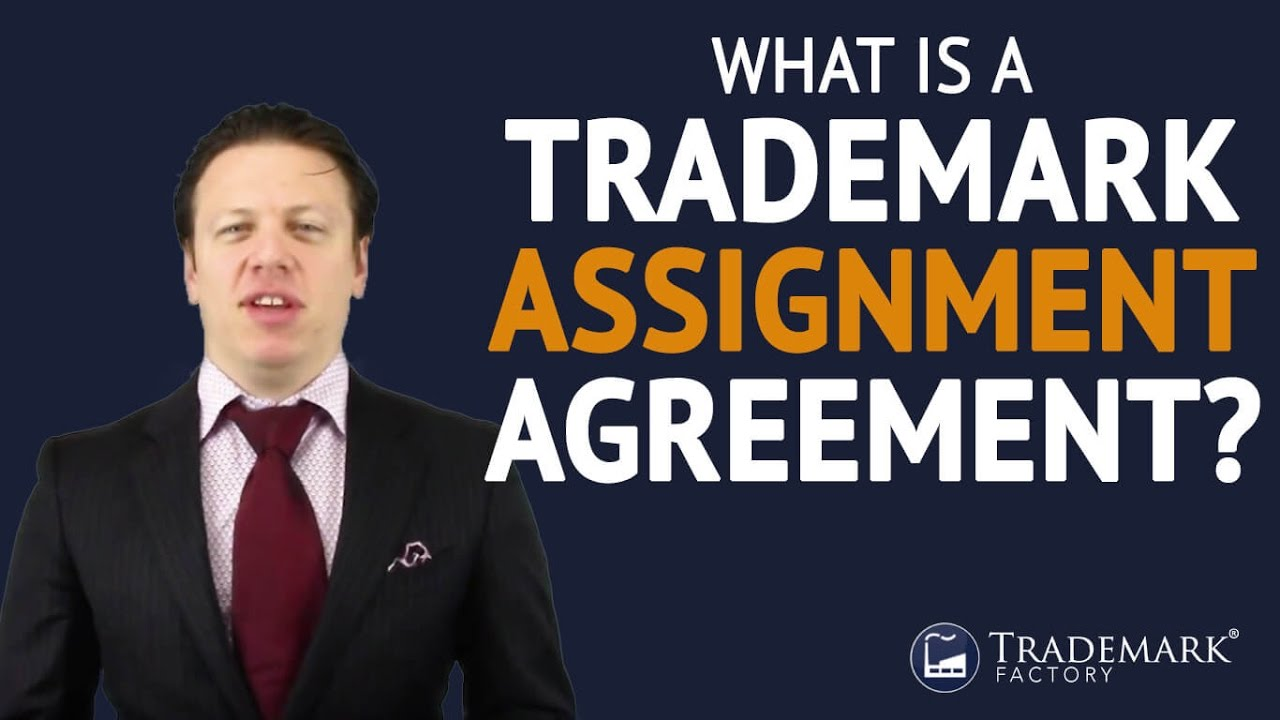 What Is A Trademark Assignment Agreement Title Trademark Factory