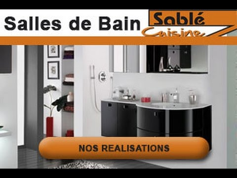 sabl cuisine installateur de salle de bain youtube. Black Bedroom Furniture Sets. Home Design Ideas