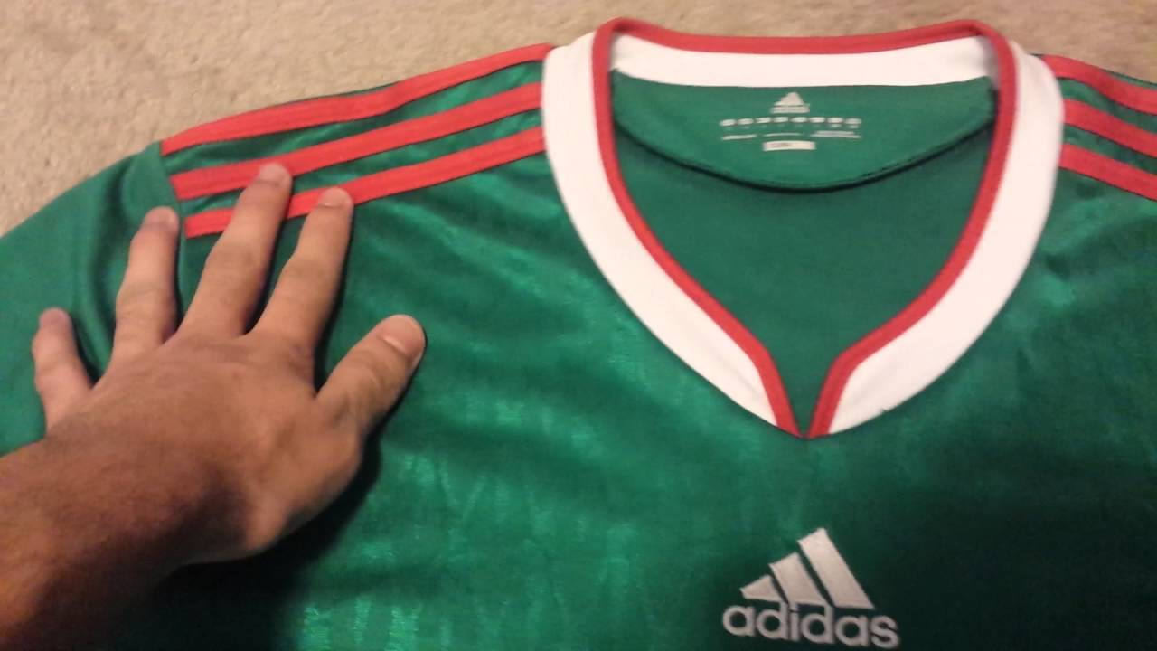 2010 mexico jersey