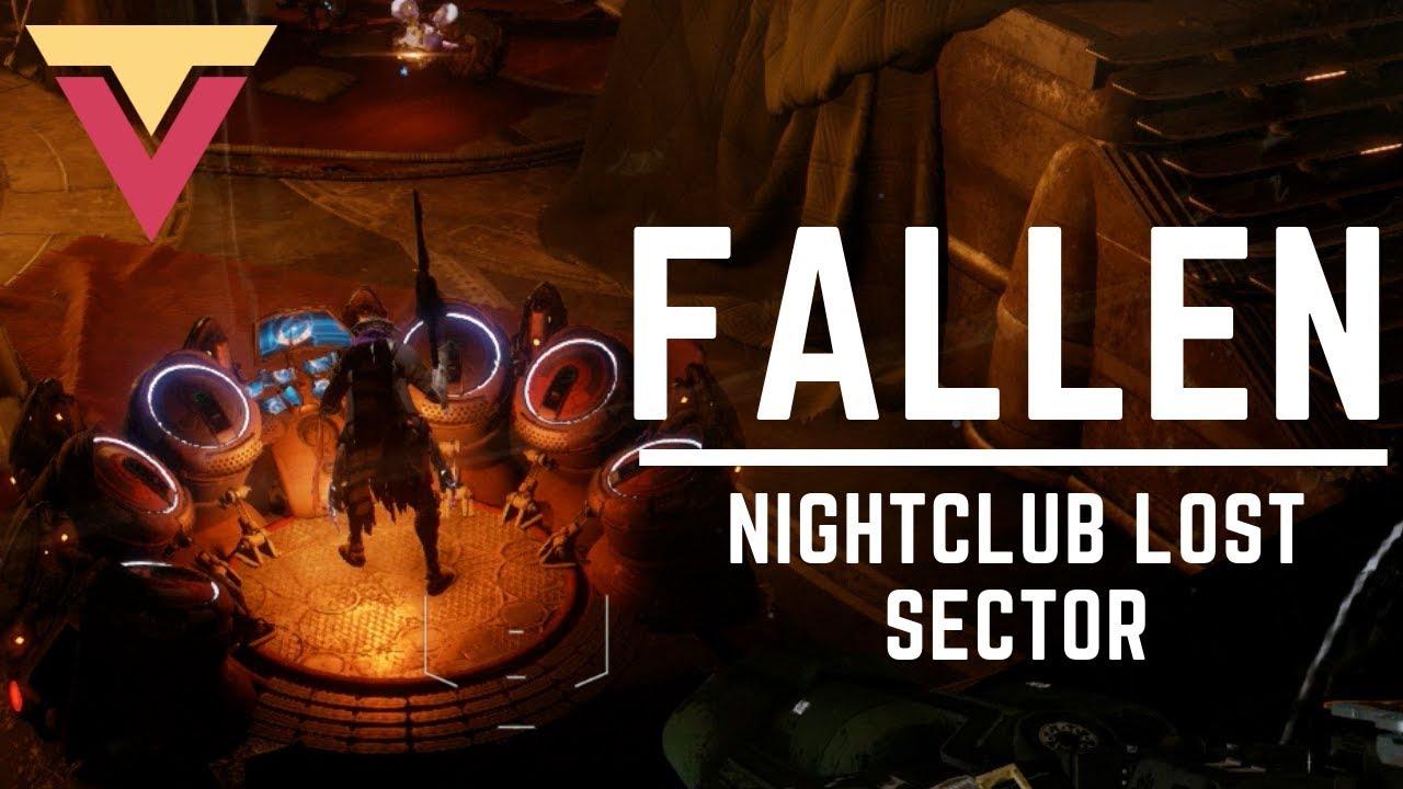 В Destiny 2: Forsaken нашли ночной клуб Падших. С диджеем и фейсконтролем!