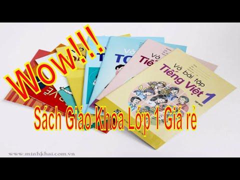 Văn Phòng Phẩm Hà Nội ! Sách Giáo Khoa Lớp 1 Giá Rẻ