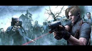 Gambar cover Resident Evil 4 Ultimate HD Game Movie  (Main + Separate Ways)