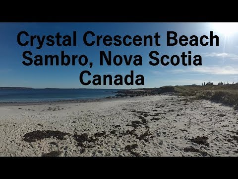 Crystal Crescent Beach | 2017 | Sambro | Nova Scotia | Canada