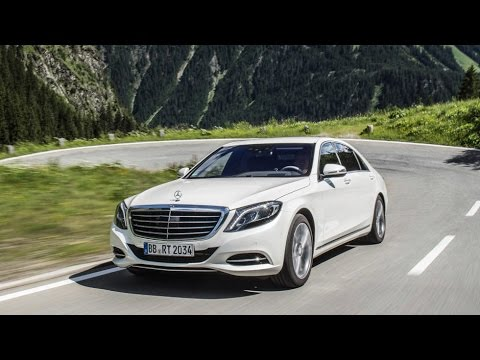 2016 mercedes benz s550 4matic review youtube. Black Bedroom Furniture Sets. Home Design Ideas