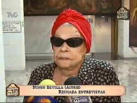 Yo Soy La Auténtica y La Original: Ninón Sevilla (HM)