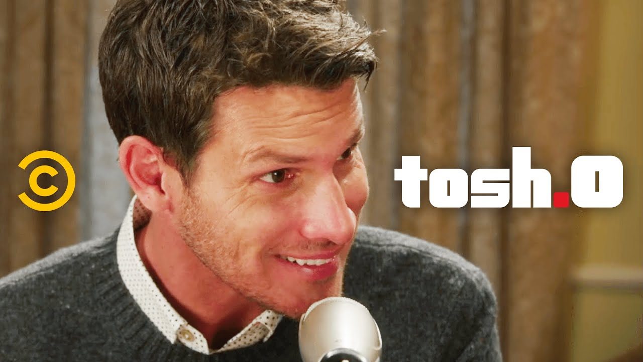 ASMR Thanksgiving - CeWEBrity Profile - Tosh.0