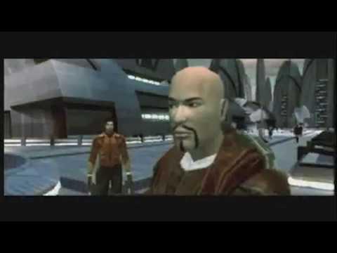 Star Wars KOTOR - The evolution of